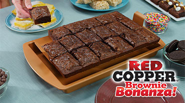 Red Copper™ Brownie Bonanza™ Video